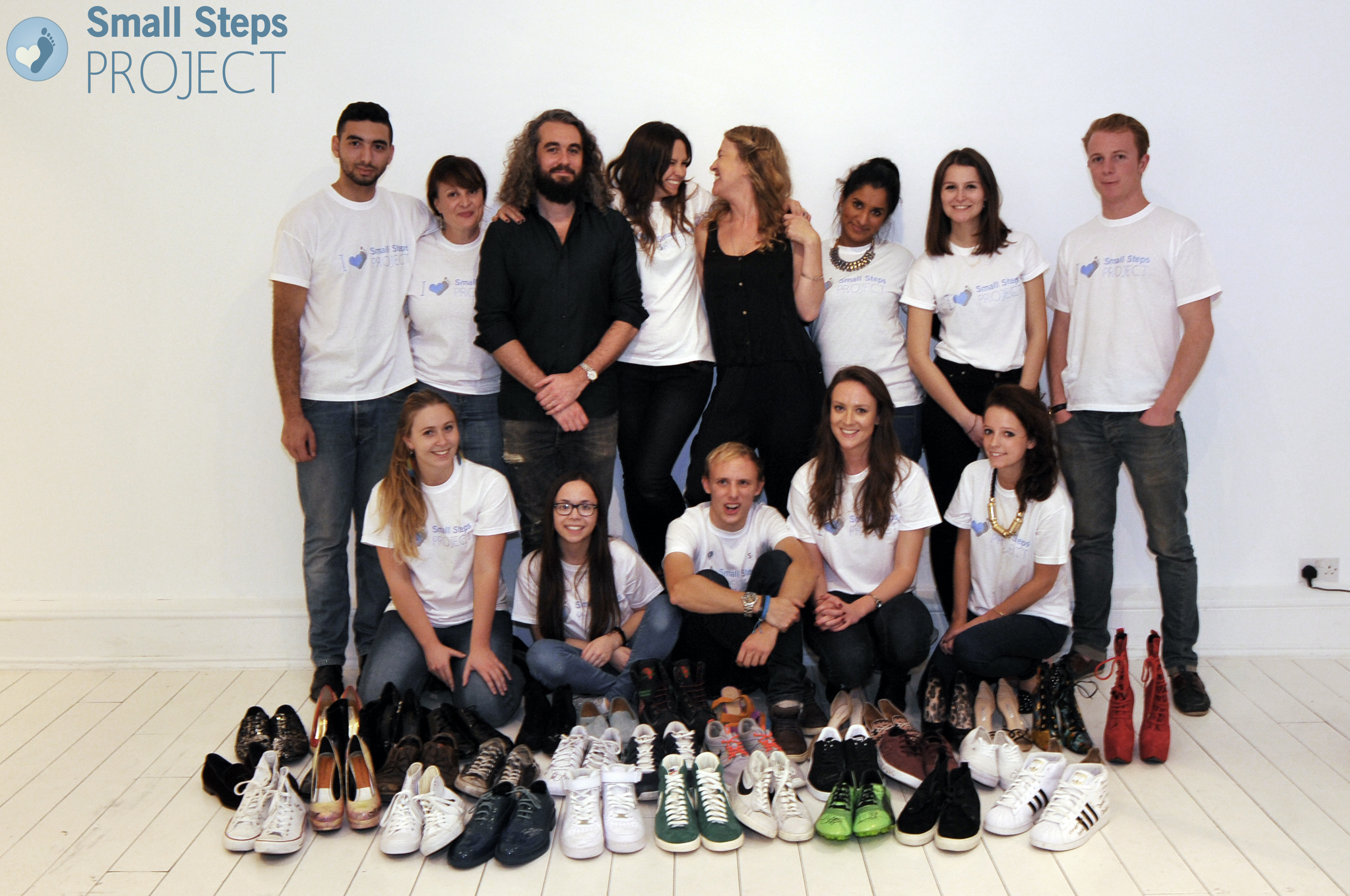 Small Steps Project Shoe View