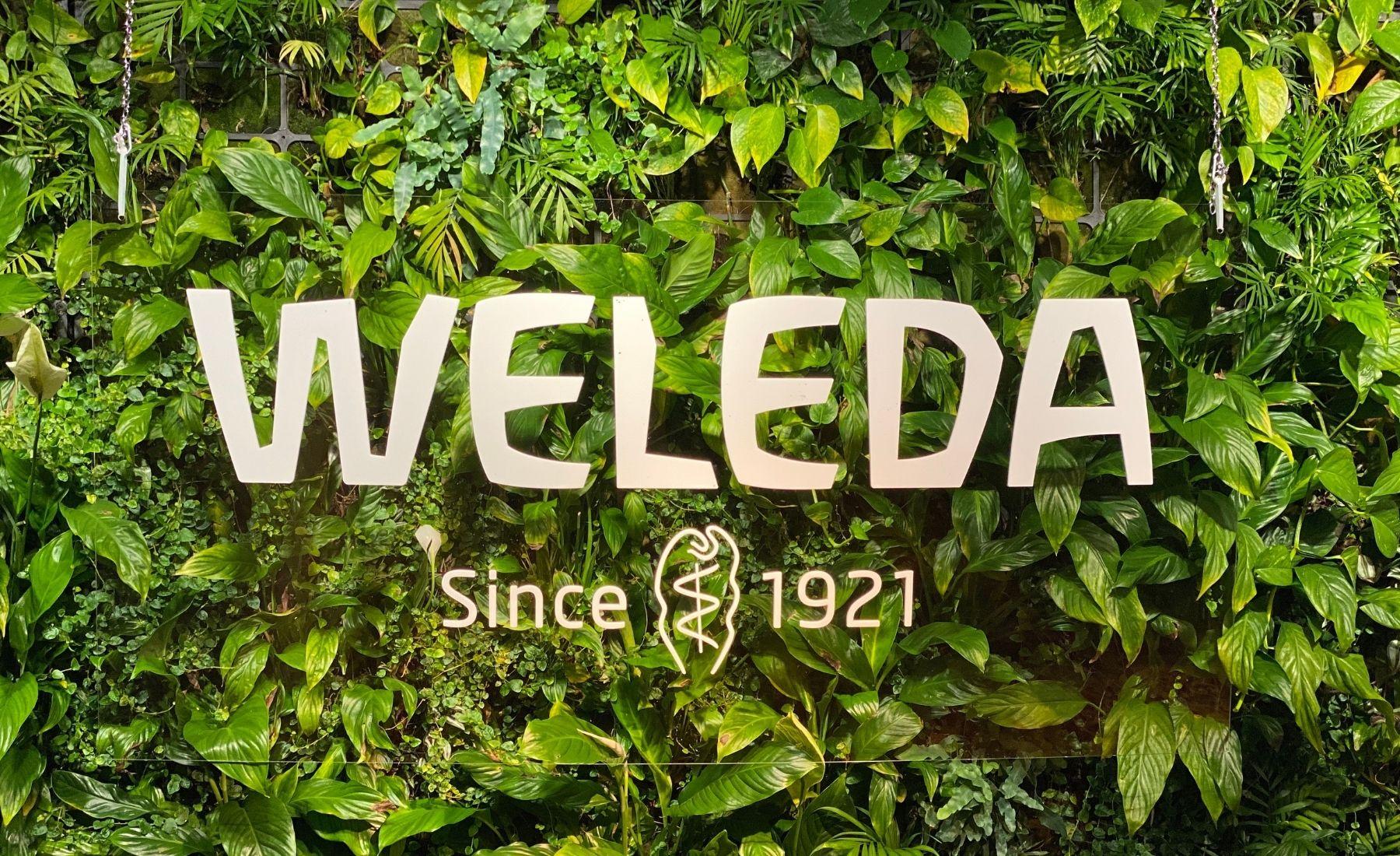 Weleda Press Event