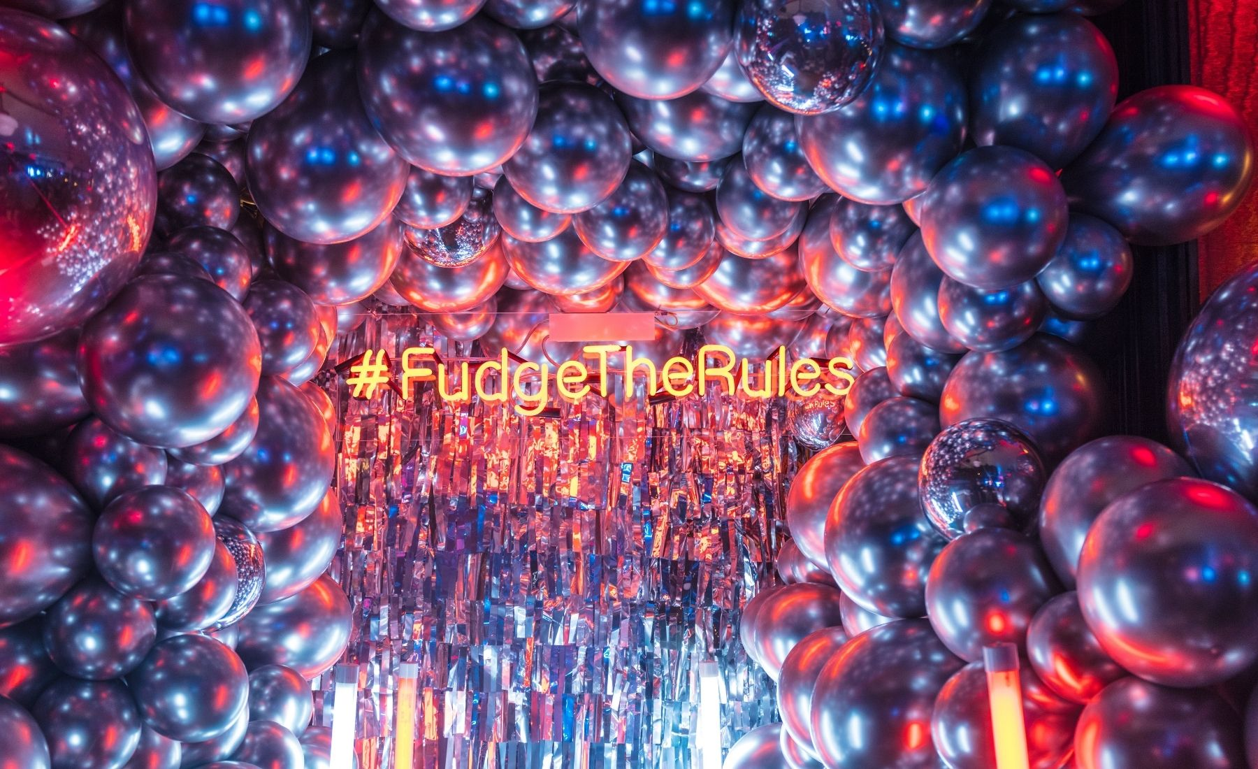 Fudge The Rules Press Event