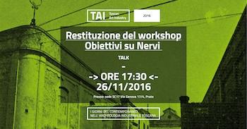 TAI/SC17 - talk