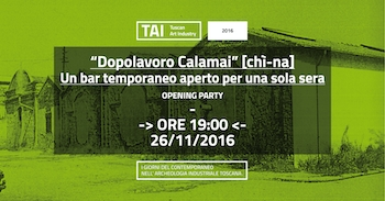 Opening Party / TAI - Tuscan Art Industry