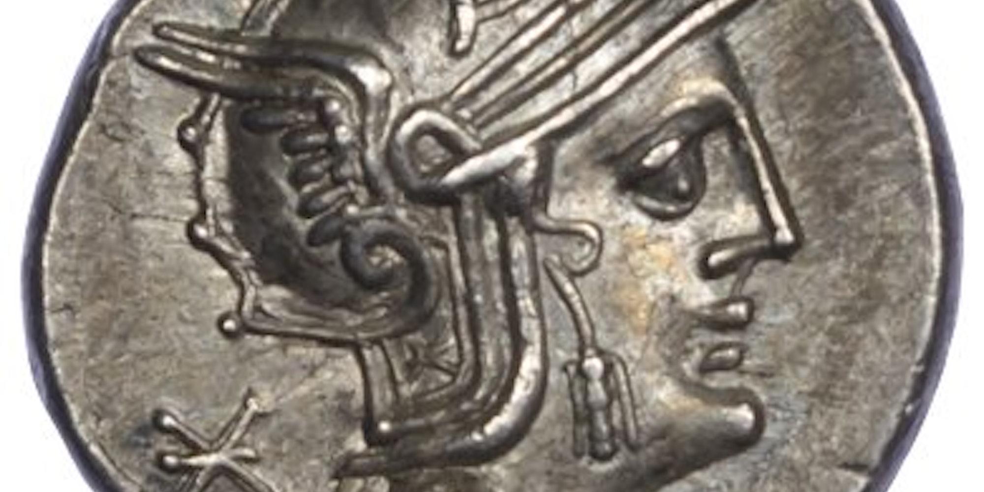 Cover Image for Republican Denarius of Q. Philippus