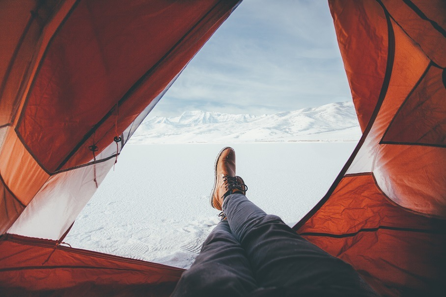 Researching the camping niche as an example of how to identify a dropshipping niche in 2020