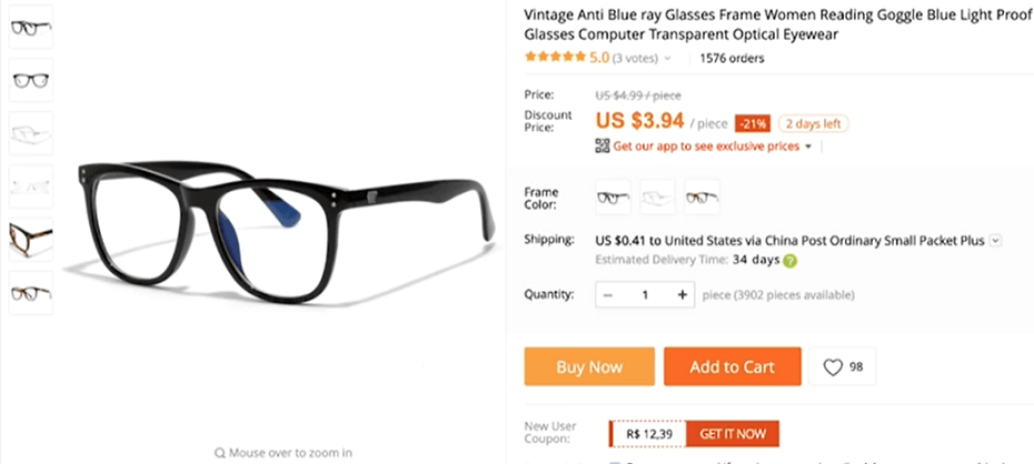 These anti-blue light glasses are winning products you should be selling in 2020