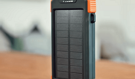 Consider this solar powered charger in 2020 as a dropshipping product