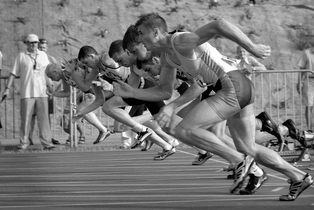 a running race as competitive as the dropshipping market