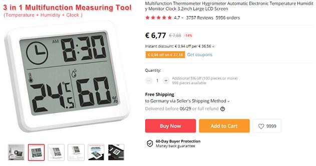 Dropship home monitoring products