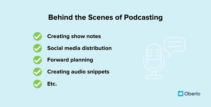 Ingredients of a great podcast