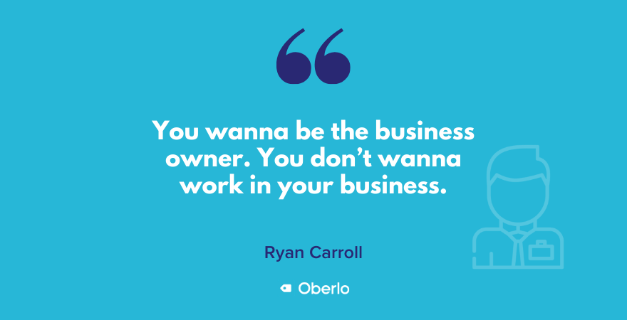Ryan Carroll talks about why you should outsource