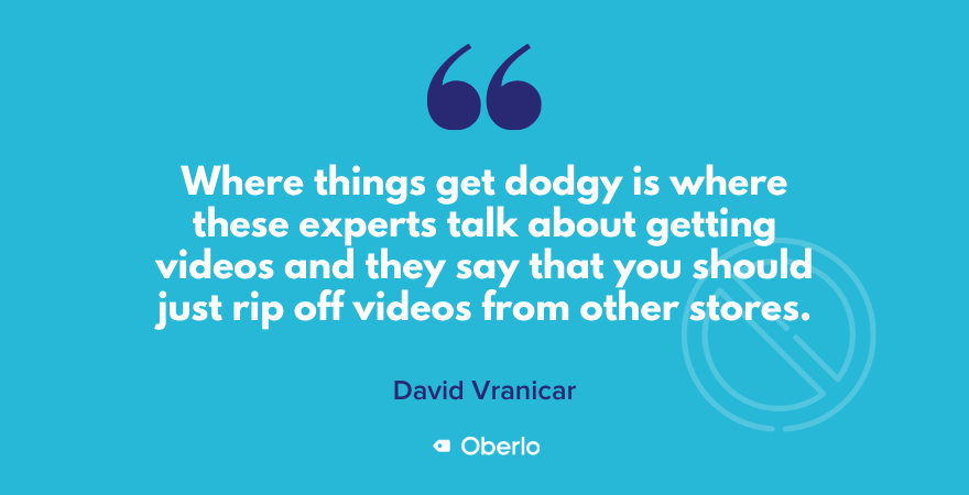 David on dodgy outsourcing practices
