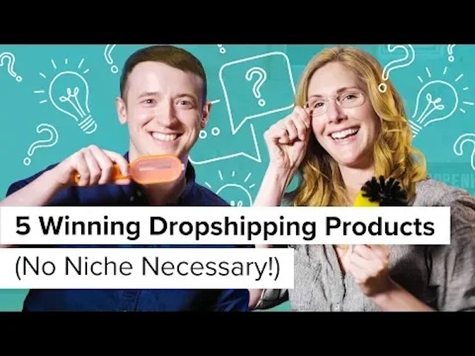 five winning dropshipping products