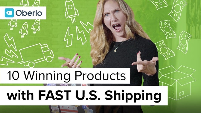 10 winning products with fast us shipping