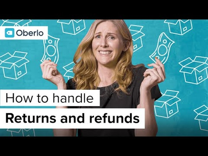 how to handle returns and refunds