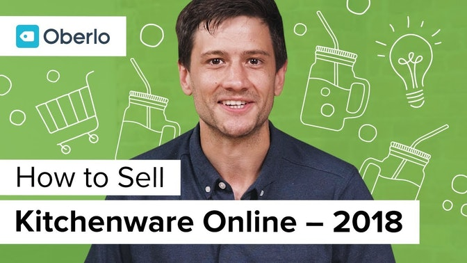 how to sell kitchenware online