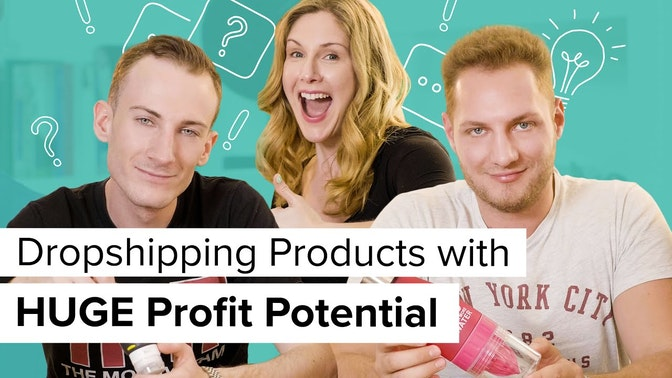 dropshipping products with huge profit potential