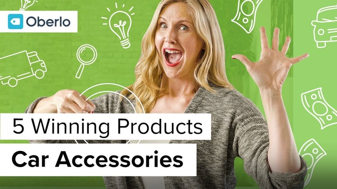 five winning car accessories products