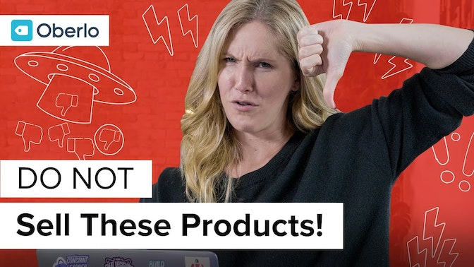 do not sell these products