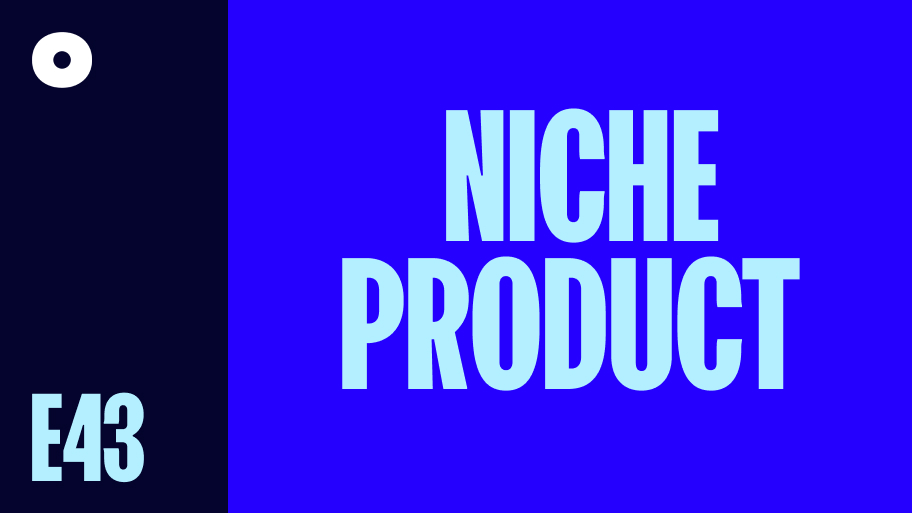 Finding Success With a Niche Product