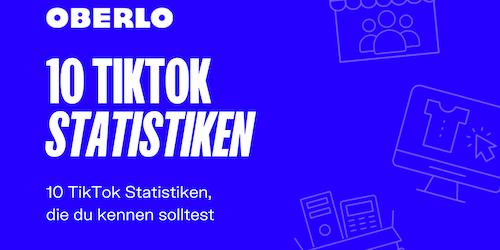 10 TikTok-Statistiken, die du kennen solltest [Infografik]