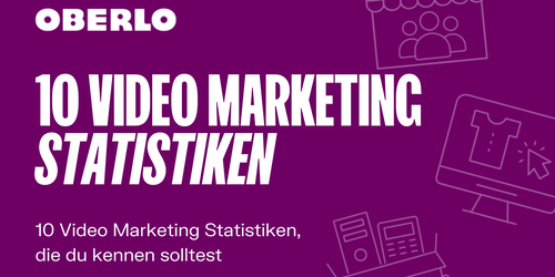 10 Video Marketing Statistiken, die du kennen solltest [Infografik]