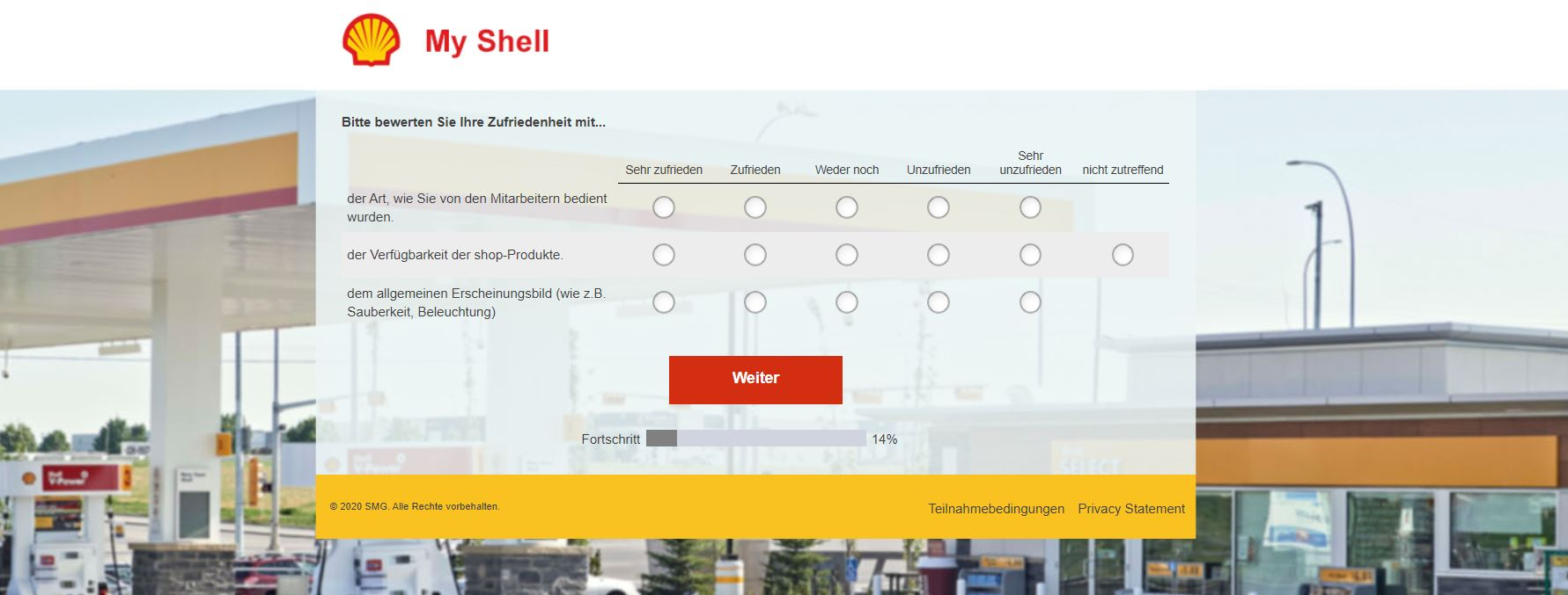 Fragebogen Beispiel Kundenzufriedenheit