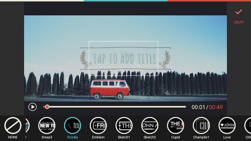 Screenshot videobearbeitungsprogramm Filmora