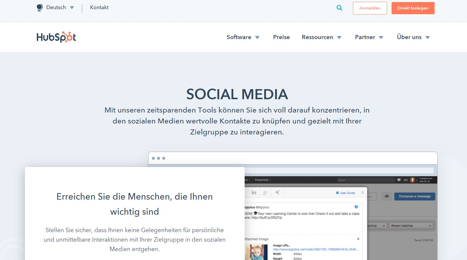 marketing Automation mit Hubspot