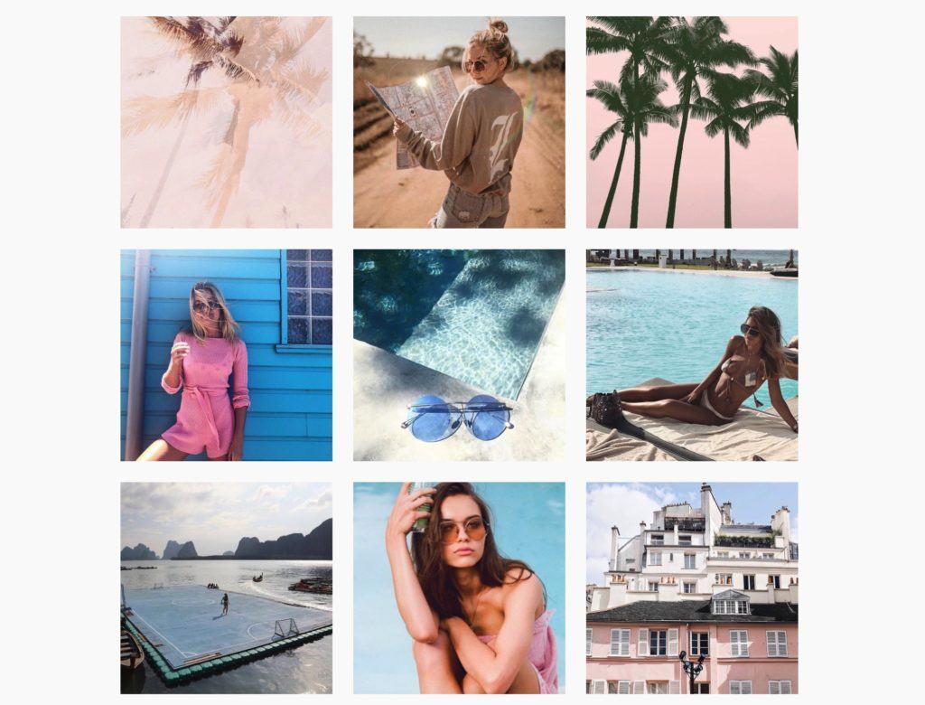 Instagram Profil von Somewhere Sunday