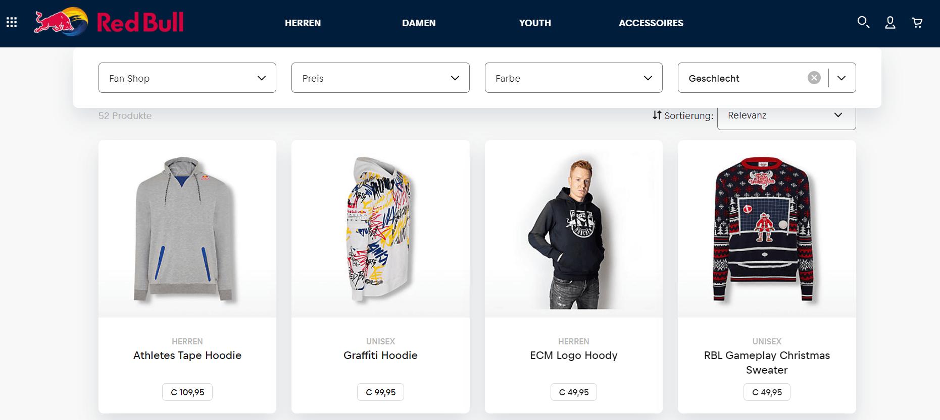 Red Bull Shop Deutschland