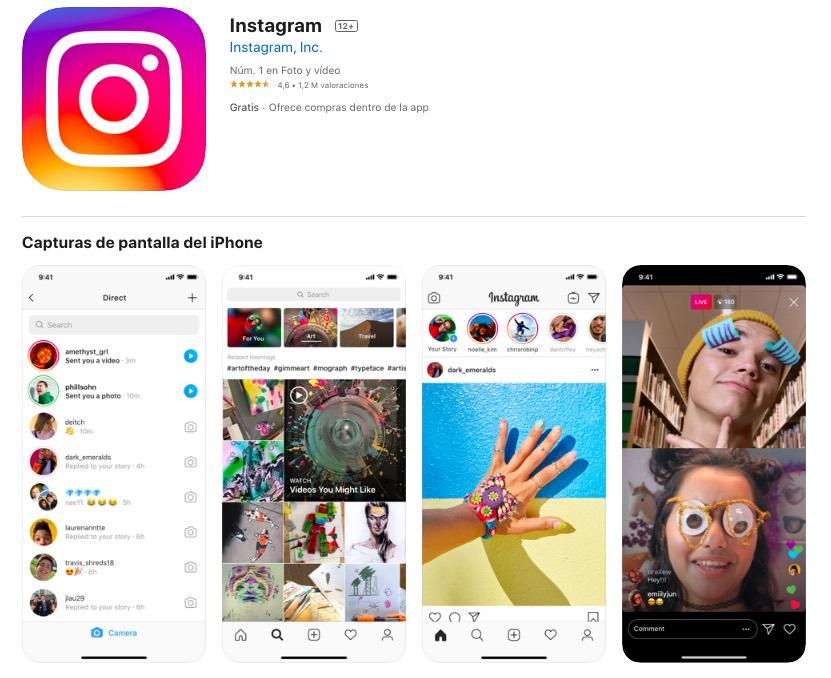 instagram mejores aplicaciones para editar fotos gratis