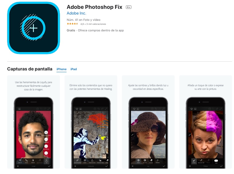 mejores apps para la edicion de fotos