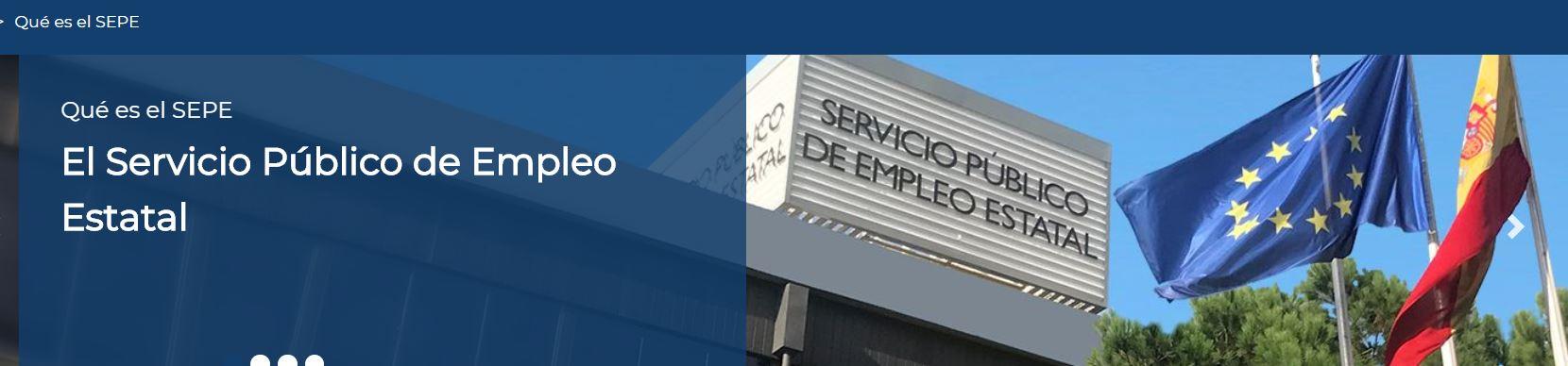 servicio estatal de empleo