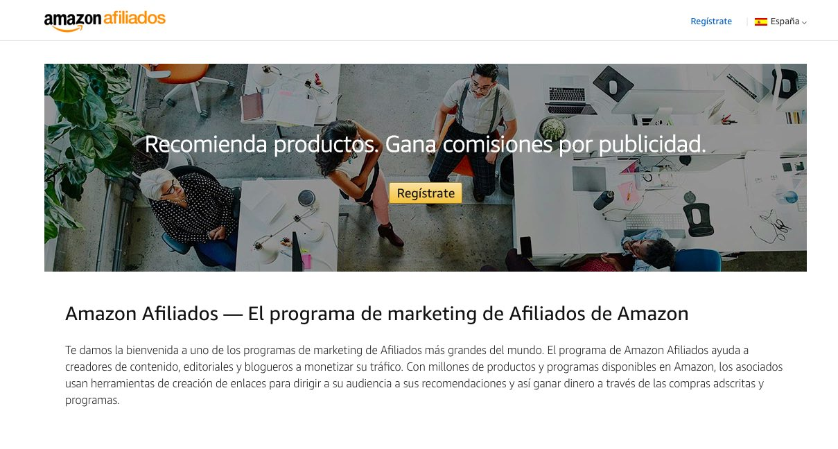 marketing de afiliados amazon