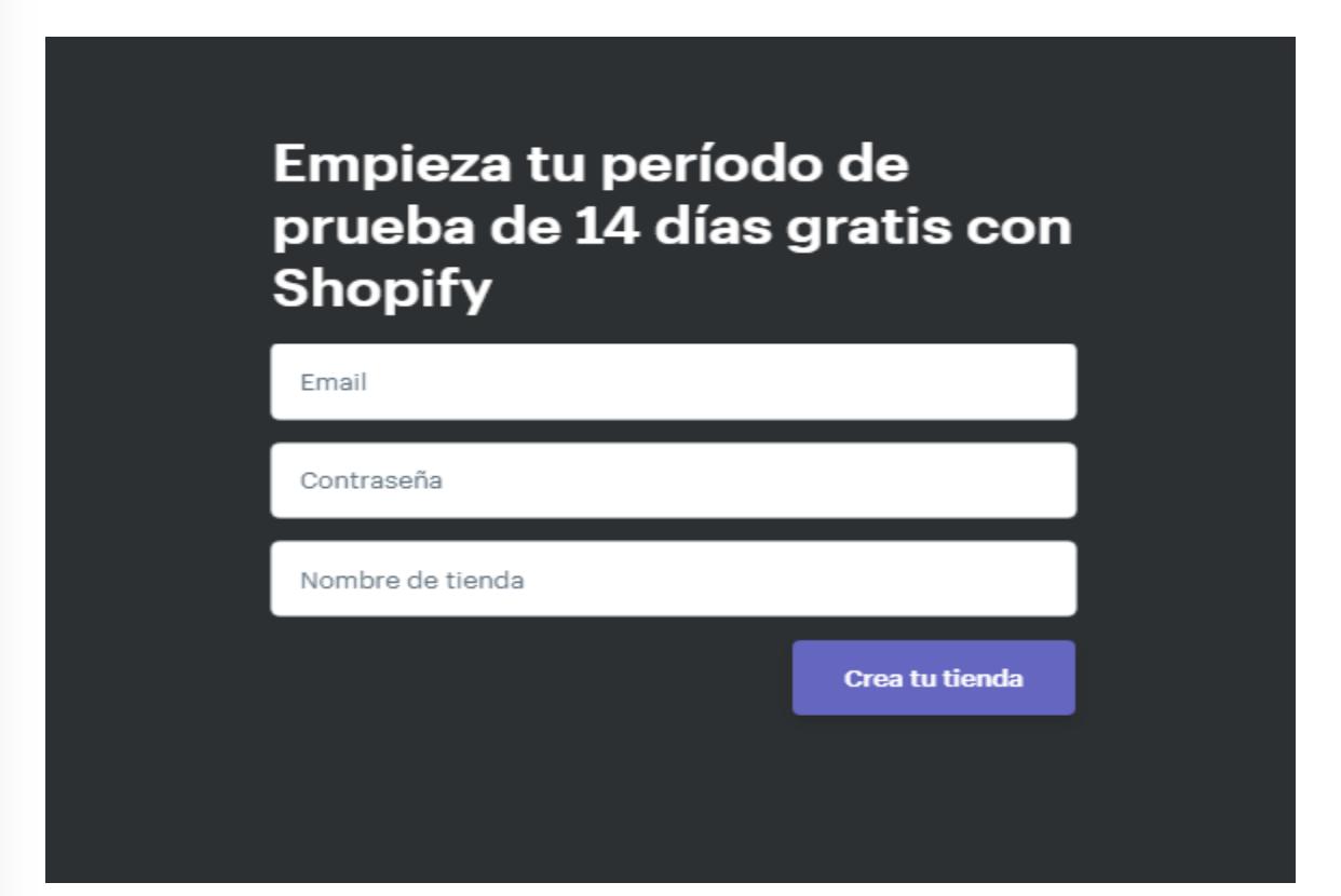 como hacer dropshipping con shopify