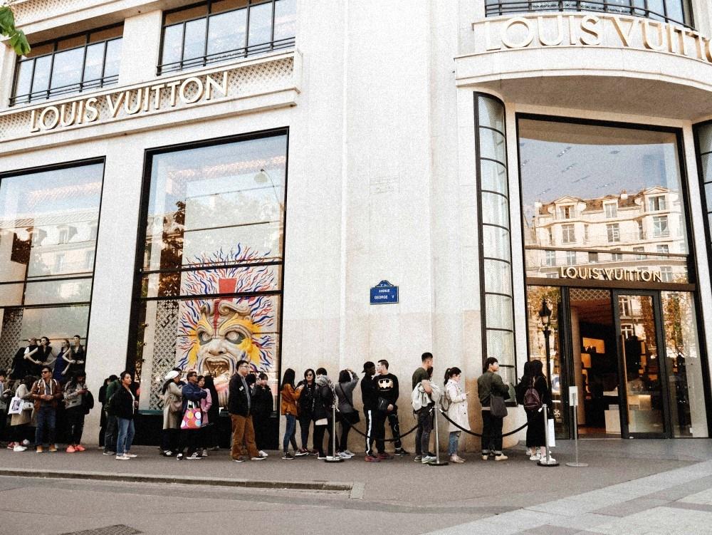 Imagen de marca de éxito - Louis Vuitton