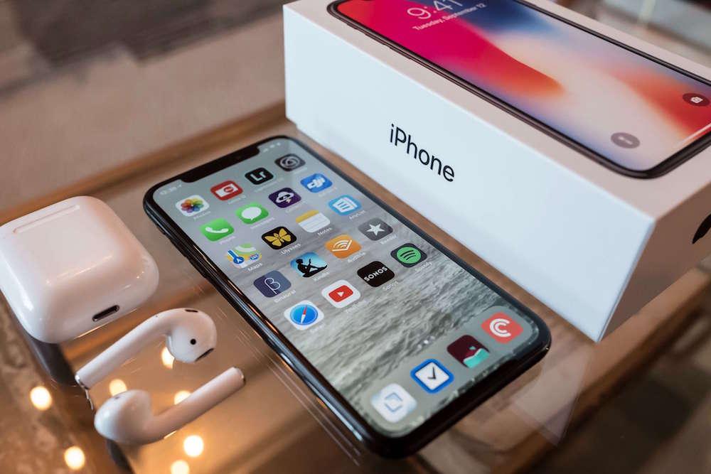 estrategia de precios iphone