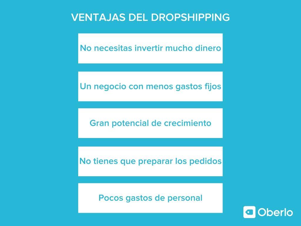 ventajas y desventajas dropshipping