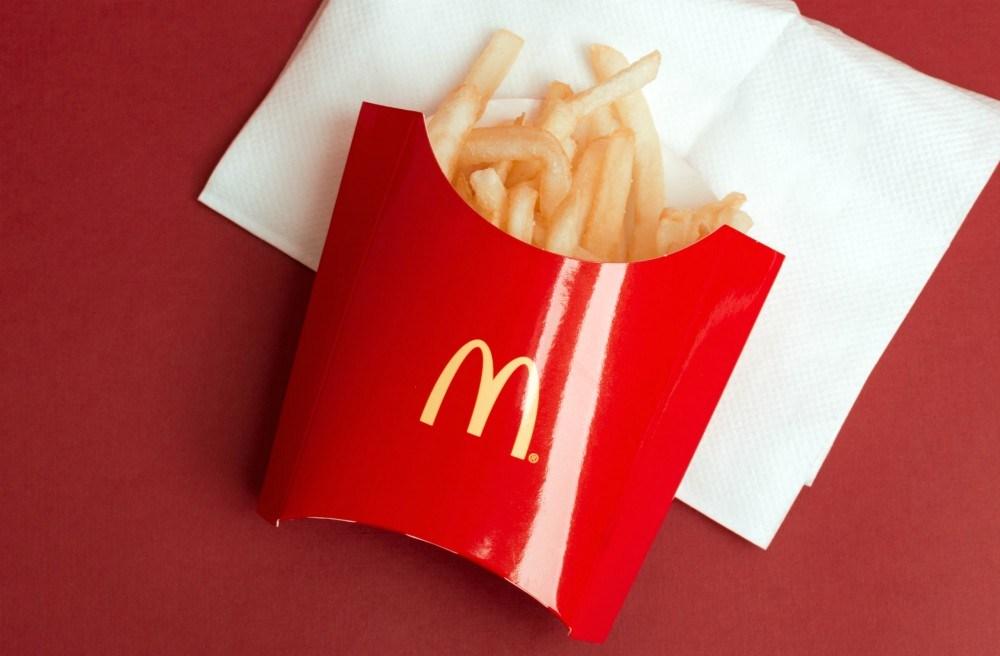 McDonalds - Logotipo e identidad corporativa