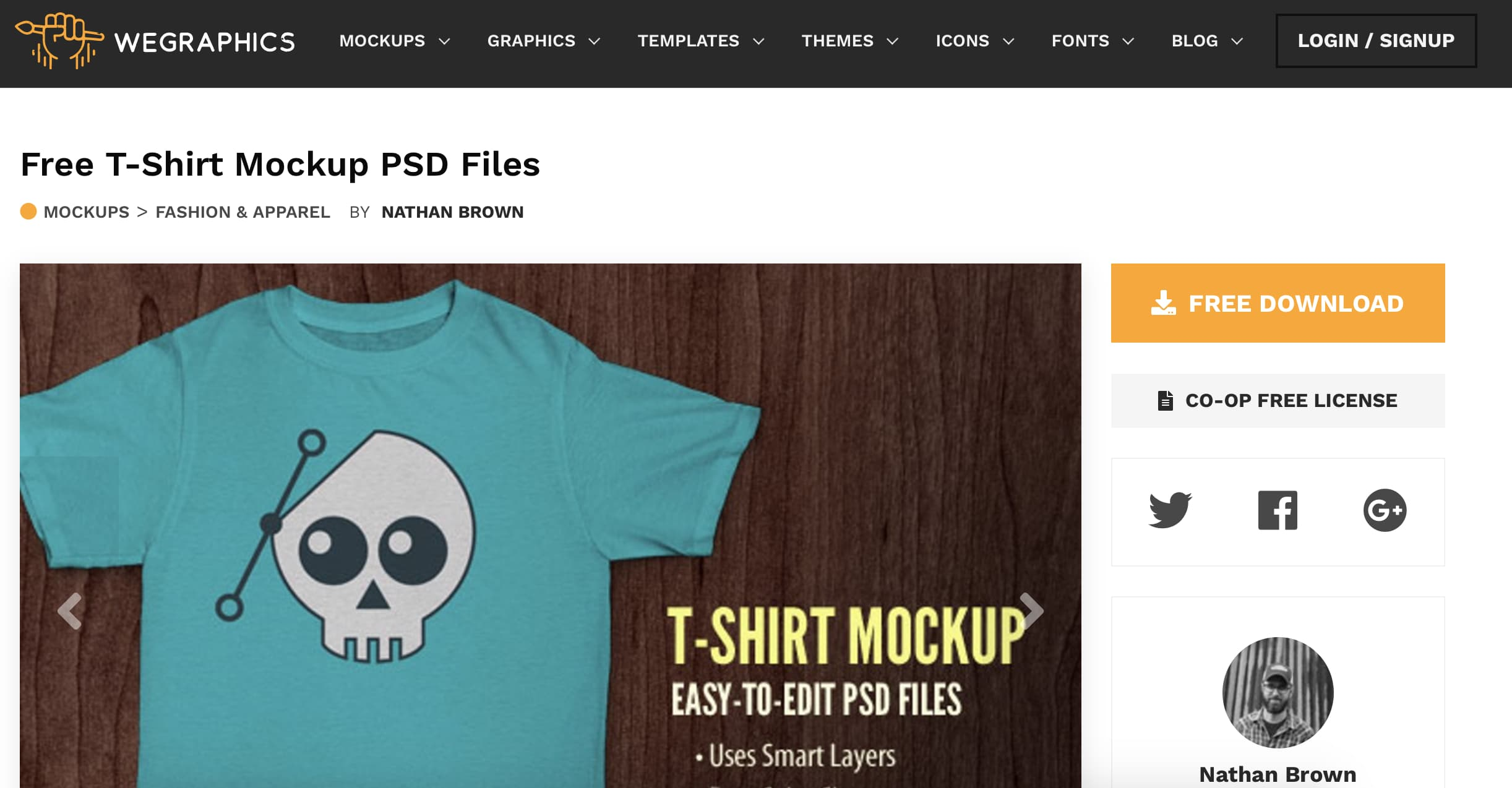 Camiseta-mockup-gratis-We-Graphics