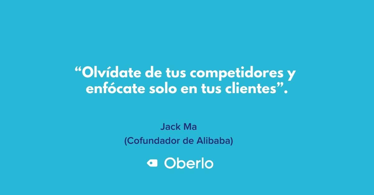 Emprendedores exitosos - Jack Ma