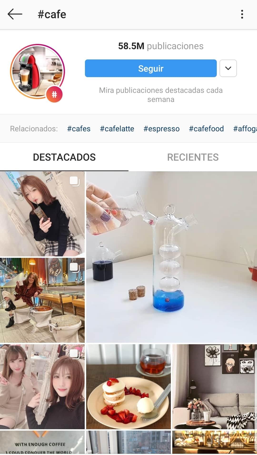 Mejores-Hashtags-Instagram-Cafe