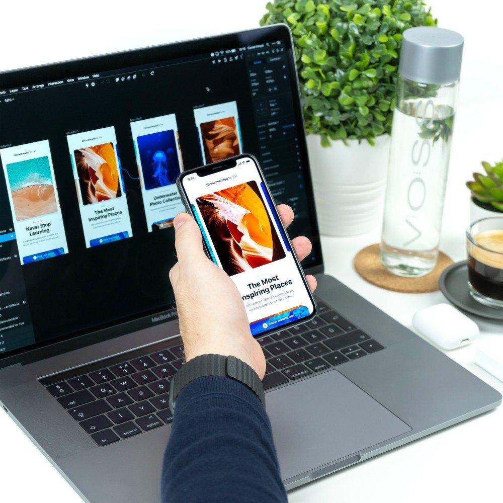 Usabilidad web móvil
