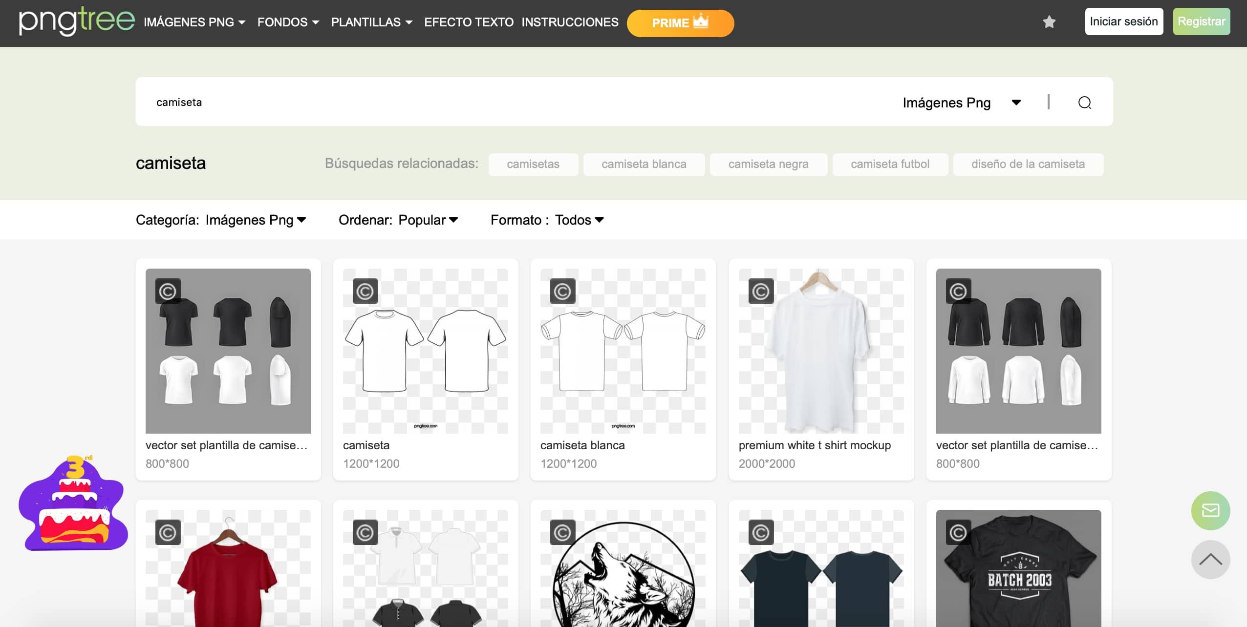 Plantillas-para-camisetas-PNG-Tree