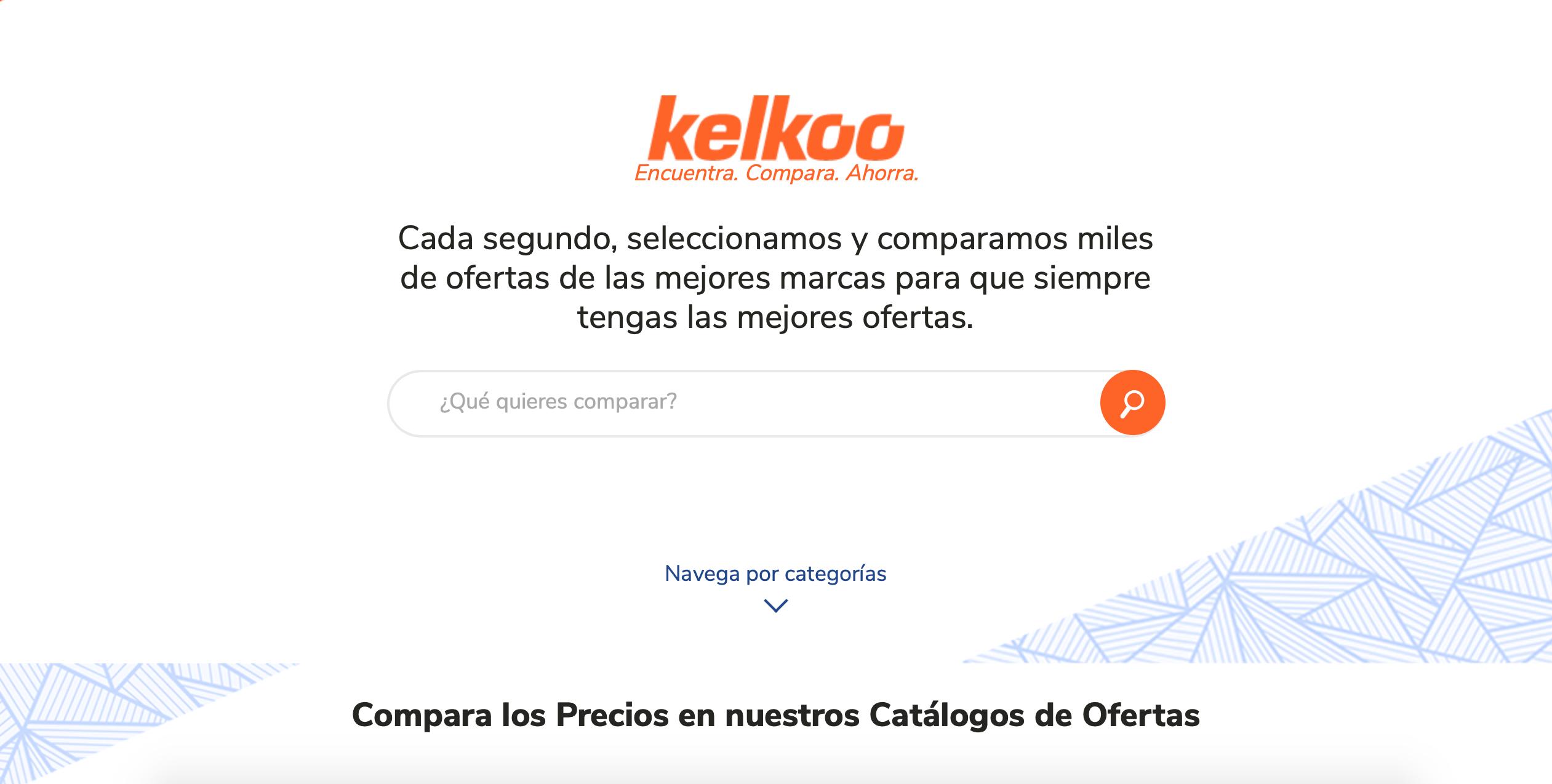 Kelkoo comparativa de precios