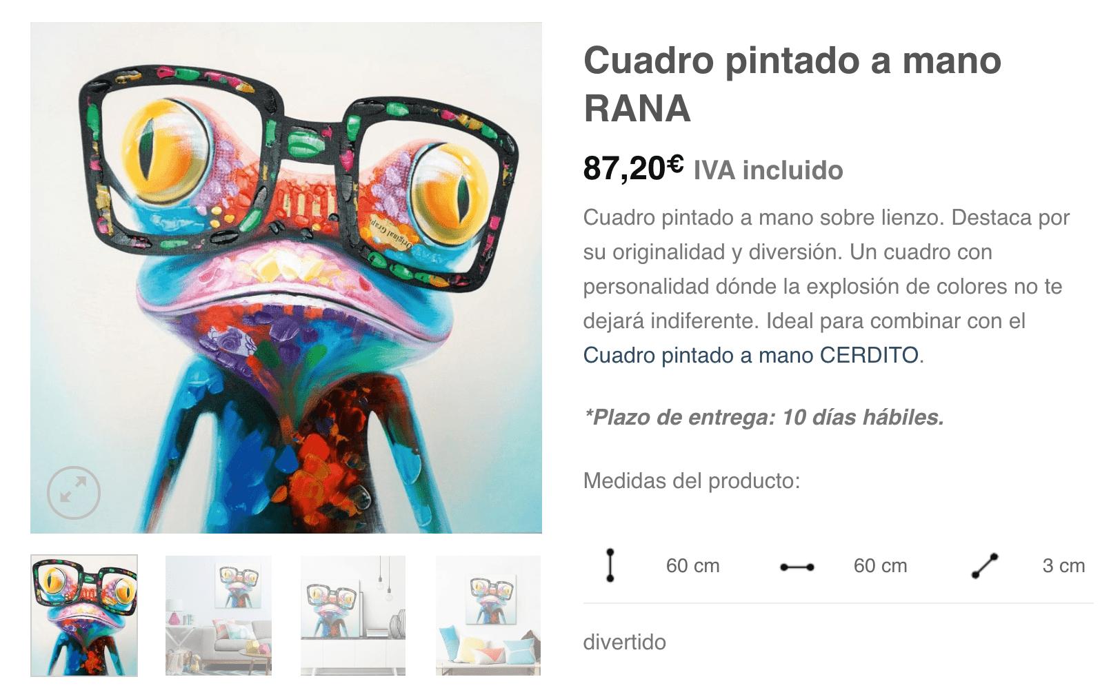 ganar dinero desde casa vendiendo arte