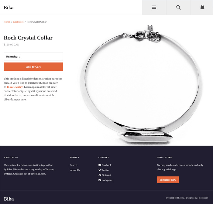 3. Visualiza tus productos en el tema de Shopify
