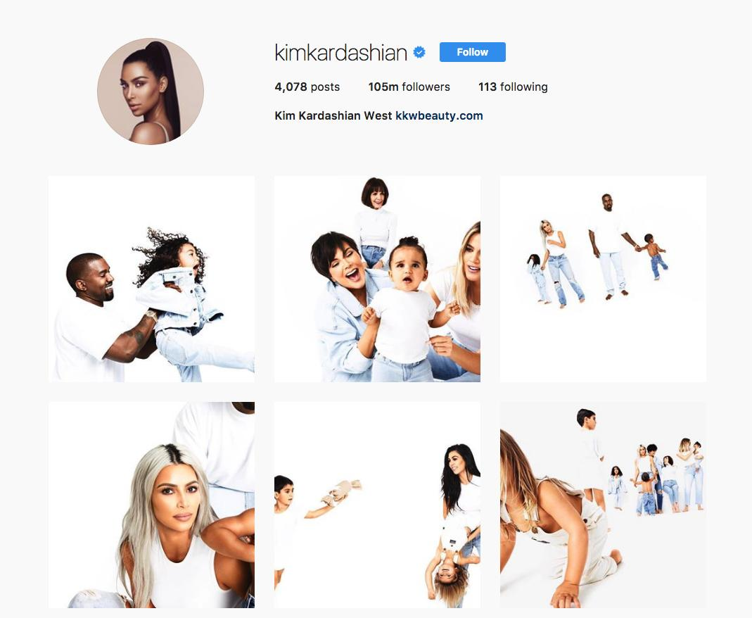 12. Kim Kardashian