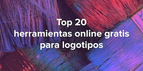 Top 20 herramientas online gratis para diseñar tu logotipo