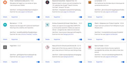 Meilleures extensions Chrome : top 26 pour les entrepreneurs
