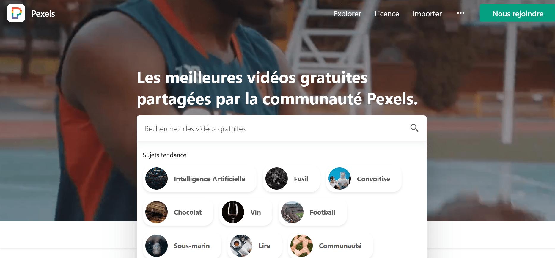 vidéo gratuite libre de droit Pexels